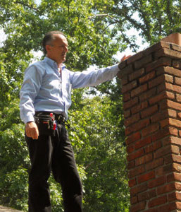 Home Inspector Ronnie DeLuca